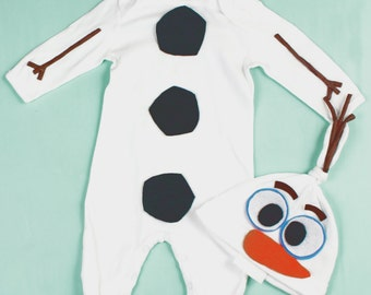 Olaf Costume - Baby & Infant Costume