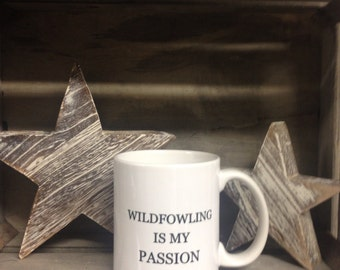 shooting mug -dad mug -wildfowling - wildfowler - shooting- hunting mug -shotgun - realtree mug - gun mug -duck mug- duck shooting- shotgun