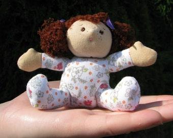 cute little waldorf doll