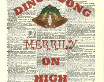 Ding Dong Bell Etsy