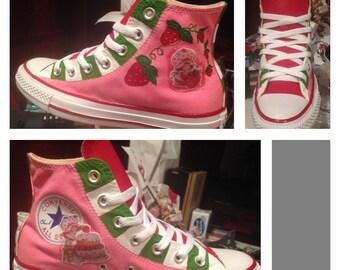 Strawberry Shortcake Tennis Shoes