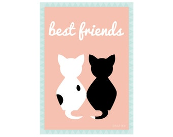 Poster Best Friends