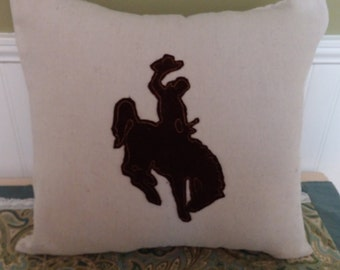 Wyoming Pillow Cover