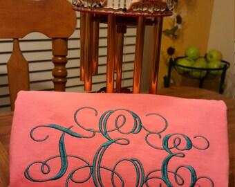 Monogramed Initial Shirt-Customized