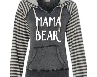 Mama Bear Shirt. Gifts for Her. Gifts for Mom. Mama Bear Sweatshirt.