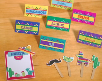 Fiesta Time - Mexican Party Package