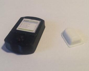 Omnipod Style Insulin Pump for 18 inch Doll or Stuffed Animal