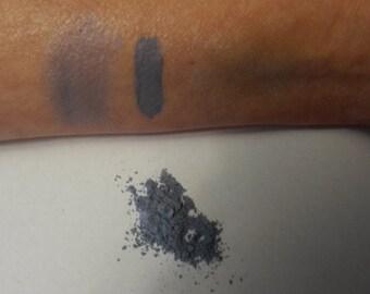 Slate Blue eyeshadow 5 grams mineral makeup