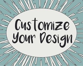 Customize Your Design | Invitations & Announcements