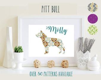 Pitt Bull Art