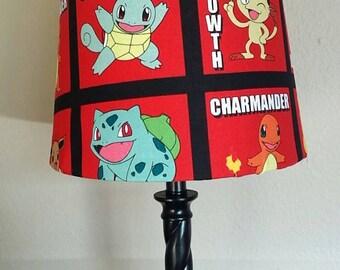 Pokémon Lamp Shade