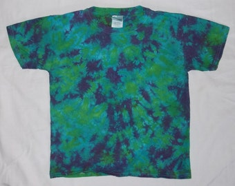 Kids Small Stained Glass Tie-Dye T-Shirt (Free Shipping!)