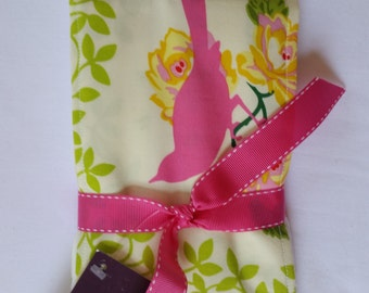 Baby Burp Cloth - Set of 2