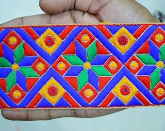 Decorative Craft Ribbon Jacquard Trim By The Yard Jacquard Border Lace Trim Wholesale Jacquard Ribbon Trim Lace Indian Sari Border Trimmings