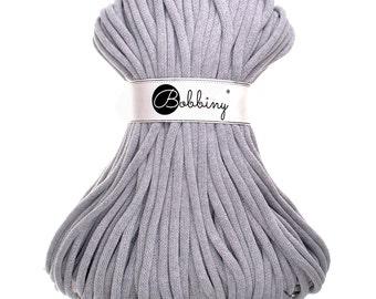 NEW! Giant Bobbiny Rope – Grey (50m)