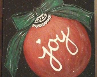 Joy of the Christmas Season