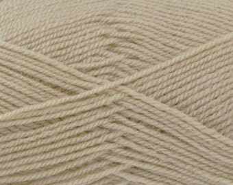 King Cole Pricewise Double Knitting Wool - Sand