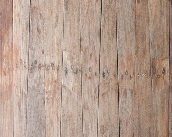 Photo Backdrop - Photography Backdrop - Product Photography - Wood Backdrop - Vinyl Backdrop - Rustic Wood 029w - Print To Order - 70 x 70cm