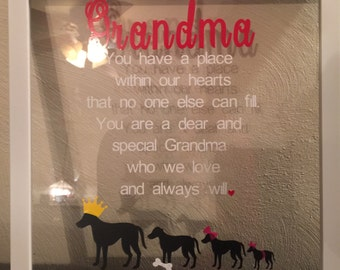 Customized Grandma Decorative Gift