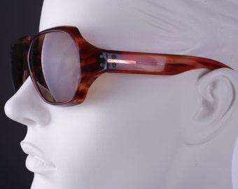 SOL AMOR  / Vintage 60's Sunglasses / NOS / Made in France || art. 34
