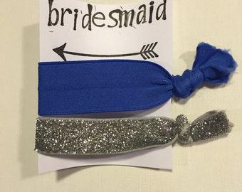 Bridal Party Hair Tie