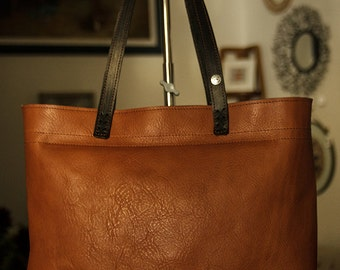 Leather bag, handmade Italian leather, first choice. (Hand made bags, First quality italian leather)