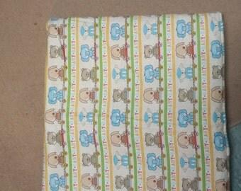 animal blanket dogs elephants