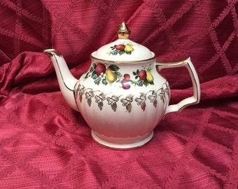 Teapot, Vintage, Made in England, Sadler?