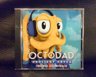 Octodad Soundtrack