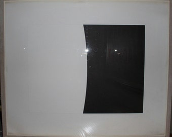 Ellsworth Kelly Cornelia 1975 signed limited edition lithograph