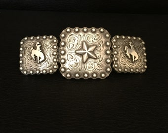 Rodeo Star Barrette
