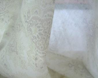 Liberty Silk/Cotton Voile 'Lefevre'