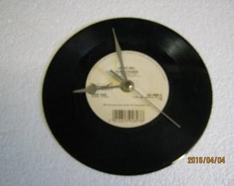 "Lipps Inc. - ""Funkytown"" Vinyl Record Wall Clock"