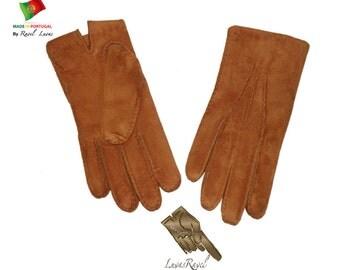Men Leather Gloves (HTM)