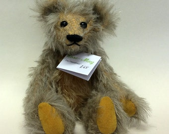 Herbert 25cm mohair bear