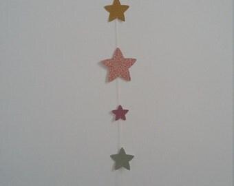 stars garland