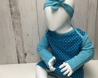 Dress Baby Whale size 86 (12-18 months)