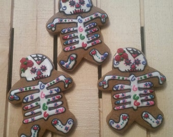 Day of the Dead full length cookies