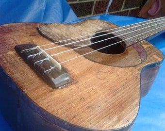 Thomas Guitars Rustic Ukulele /Jr acoustic