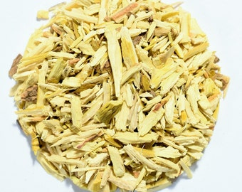 OREGON GRAPE Root | Organic | Herbal Tea | Herb | Loose Leaf | Tea Bags | Tea Tin | Iced Tea | Eco-Friendly