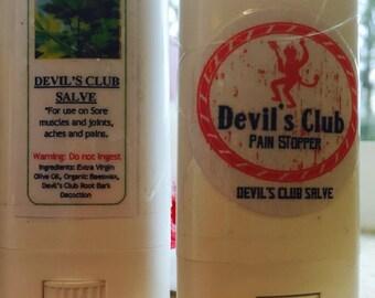Devil's Club Pain Stopper