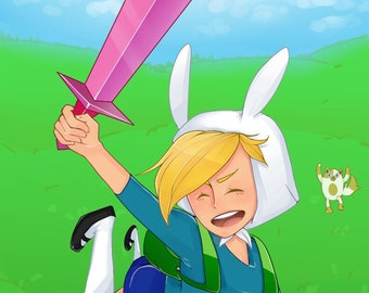 Fionna (Adventure Time)
