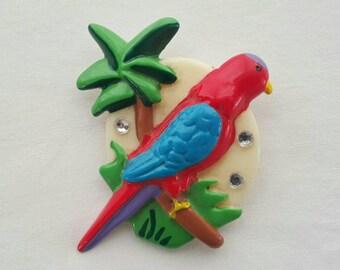 Parrot pin