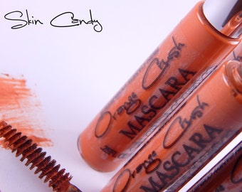 Orange Mascara -Orange Crush- Vegan Mascara