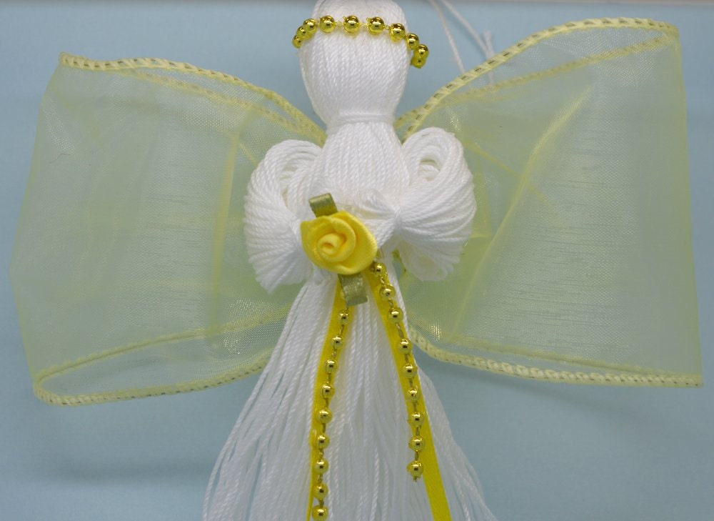 Angel angel ornaments angel home decor homemade angel for Angels decorations home