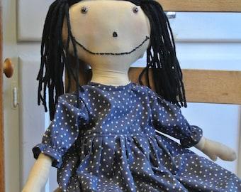 Aunt Edna Vintage Doll