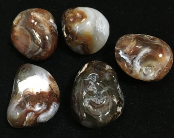Natural Fire Agates