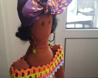 African Beauty Doll