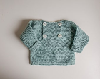 Boutons baby jumper