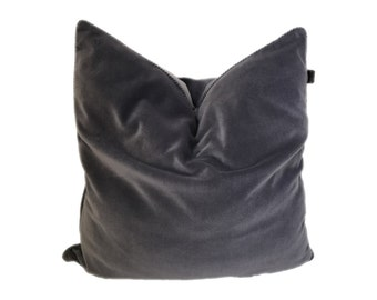 Velvet cushion cover various colours